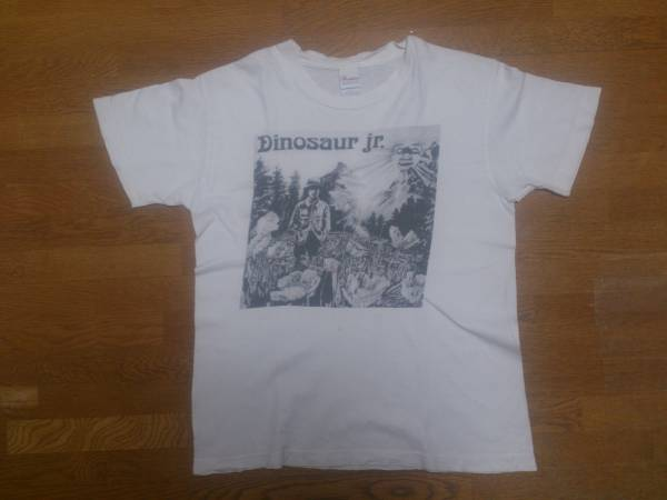 Tシャツ Dinosour Jr. ダイナソーJr. Sサイズ 古着 送料164円
