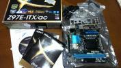 ASRock Z97E-ITX/ac mini-ITX マザーボード