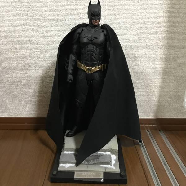 バットマン ダークナイト・ライジング フィギュア 1/6 美品 ホットトイズ ムービーマスターピース グッズの画像