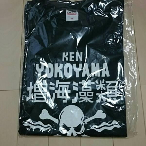 値下げ 横山健 kenyokoyama Hi-STANDARD ハイスタ Tシャツ 黒 M ライブグッズの画像