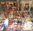 コレクション放出 宝島 10冊 Beppin 4冊 FLASH 8冊 FRIDAY 1冊 計24冊 写真 週刊誌 アイドル多数 絶版