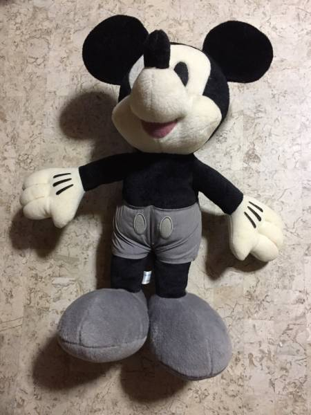 ★ ミッキーマウス ぬいぐるみ SEGA_画像1