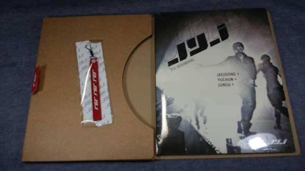 ★★即決・JYJ・THE BEGINNING・Worldwide Concert in Seoul写真集&ストラップ★★f
