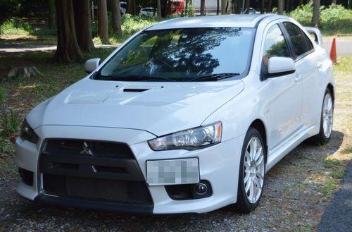 ランサーエボリューション 2.0 GSR X 4WD 車検取り立て 売り切り