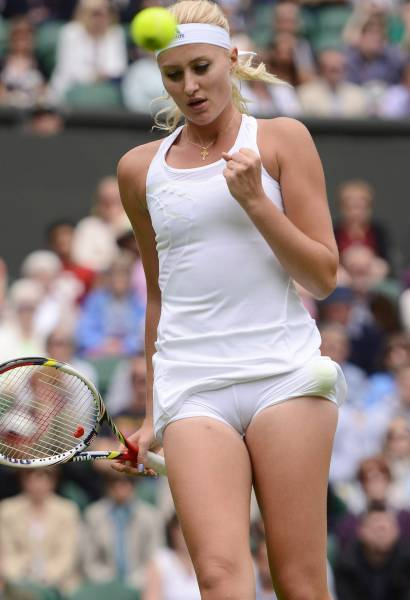 クリスティーナ・ムラデノビッチ A4判写真1枚 女子テニス ⑥