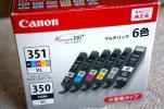 ◆CANON純正◆BCI-351XL+350XL/6MP大容量★送料無料!