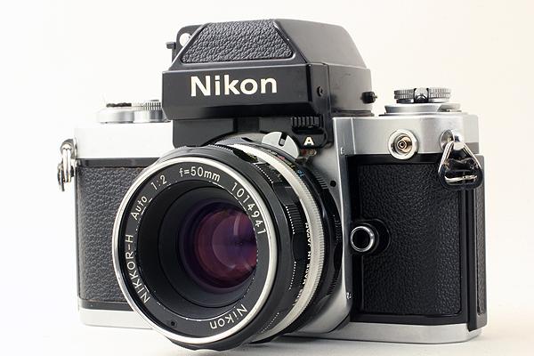 【動作良好♪】 ニコン NIKON F2 DP-11 Photomic A Finder 681 ニッコールH NIKKOR-H Aut