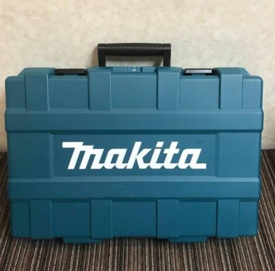 新品 マキタ HR244DGXVB ブラックモデル 充電式ハンマドリル 集じんシステム付き 18V-6.0Ah 即決_画像2