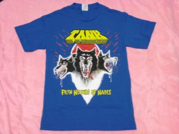 TANK タンク Tシャツ S ロックT バンドT NWOBHM Motorhead The Damned
