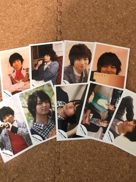 伊野尾慧 公式写真 2013 Hey!Say!JUMP コンサートグッズの画像