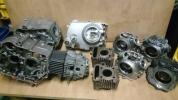 モンキー ゴリラ エンジン部品セット  以下検索用  エイプ ゴリラ グロム 124cc ツインカム スカット