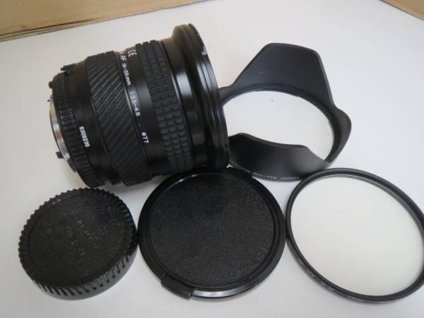 Tokina トキナ AF 19-35mm 1:3.5-4.5 ニコン用