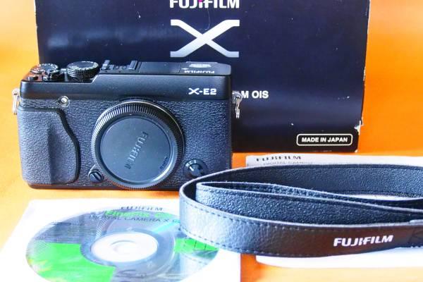 FUJI FILM 名機 『X-E2』 格安出品です