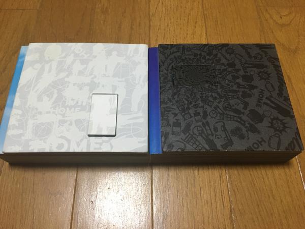 即決★Mr.Children HOME TOUR 2007 パンフレット 2冊セット★ミスチル 桜井和寿 ライブグッズの画像