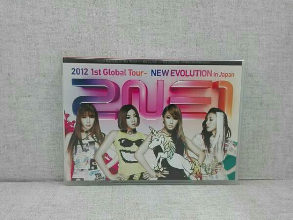 2NE1 2012 1st Global Tour-NEW EVOLUTION in Japan ライブグッズの画像
