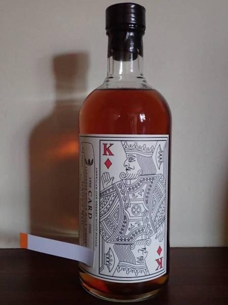 イチローズモルト カード ダイヤオブ キング 古酒 最落無し 売り切ります。