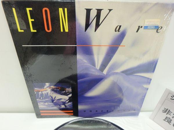 【LPレコード】Leon Ware Undercover /LP 80017