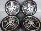 RAYS レイズ Black Fleet V634 ブラックフリート 19インチ 8J +53 5穴 PCD114.3 ステップワゴン オデッセイ エリシオン ストリーム