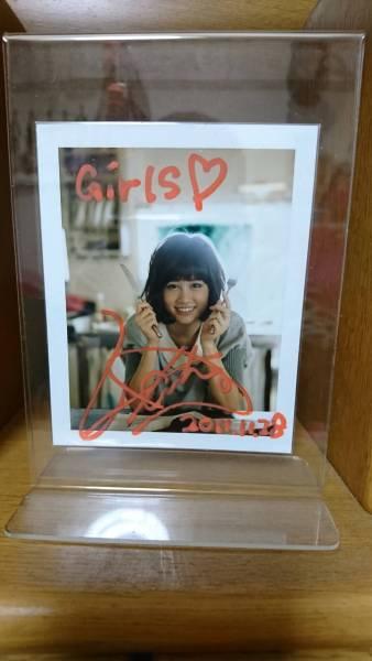 前田敦子さんの直筆サイン