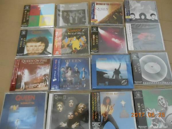 クイーン / Queen CD34タイトルセット フレディ・マーキュリー ブライアン・メイ_画像3