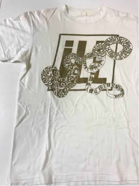 iLL koji nakamura スーパーカー くるり ライブTシャツ Mサイズ ホワイト ゴールド
