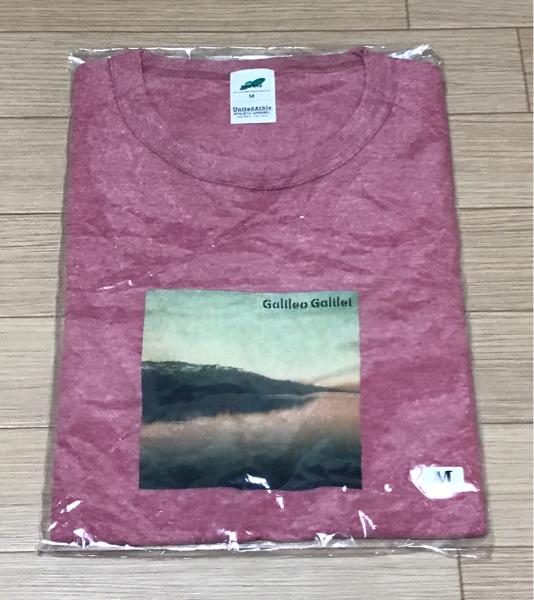 未使用 Galileo Galilei ツアーグッズ Tシャツ サイズ M