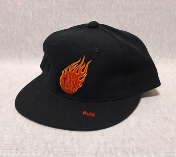 美品 B'z LIVE-GYM Pleasure'97 FIREBALL 帽子 CAP