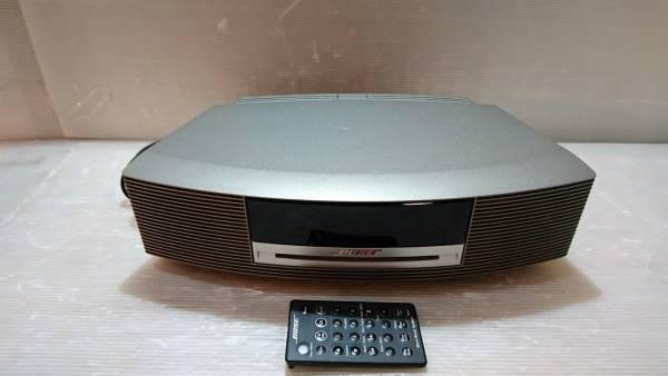 (72) BOSE ウェーブミュージックシステム AWRCCB リモコン付き