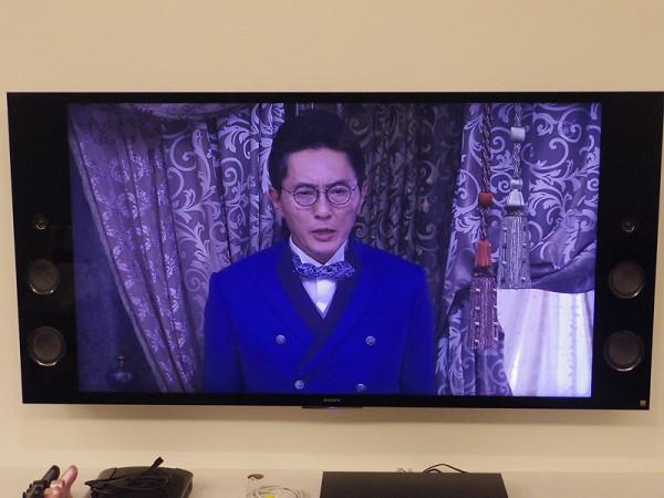 【美品】SONY ソニー BRAVIA ブラビア 55型 4K液晶テレビ KJ-55X9300C 2015年♪