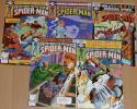 アメコミ MARVEL SPIDER-MAN 5冊 美本 No.45-49 スパイダーマン