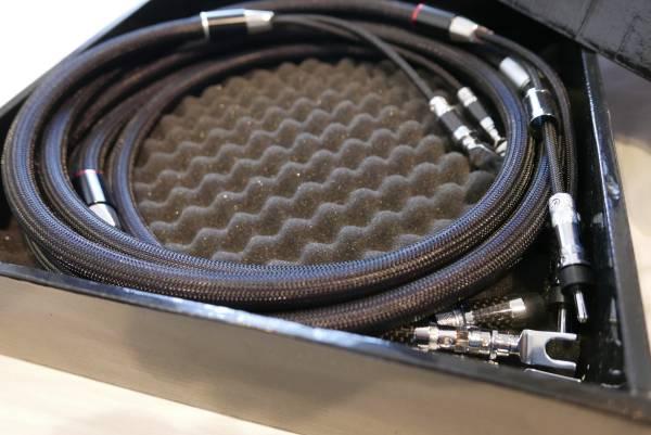 FURUTECH Speakerflux 2.5m 2本1組 美品 スピーカーケーブル フルテック