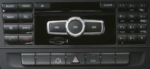 簡単インストール テレビキャンセラー メルセデス ベンツ X204 GLKクラス 2011y/07-2016y/02 GLK350 4マチック 4WD Mercedes Benz ART AMG_画像3