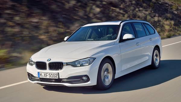 BMW F31 3シリーズ ツーリング ワゴン 地デジ バックカメラ 取付 インターフェイス 318i 320i 320d 330i 340i Mスポーツ xドライブ SE_画像3
