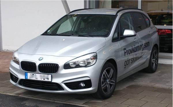 BMW F45 2シリーズ アクティブツアラー 地デジ バックカメラ 取付 インターフェイス 218i 225i 225xe xドライブ Mスポーツ ラグジュアリー_画像3