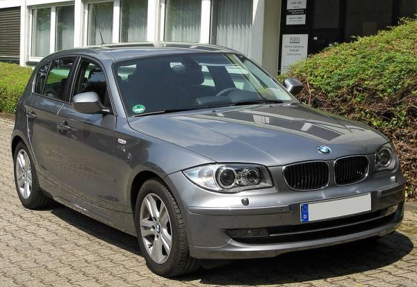 BMW E87 1シリーズ ハッチバック 地デジ バックカメラ 取付 インターフェイス 116i 120i 130i Mスポーツ ハイライン パッケージ MSport_画像3