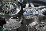 ★磨きます★BBS LM RG RS WORK ワーク RAYS レイズ SSR OZ メッシュ 100 ケーニッヒ スピードスター ハヤシ プリウス ハコスカ BMW ベンツ