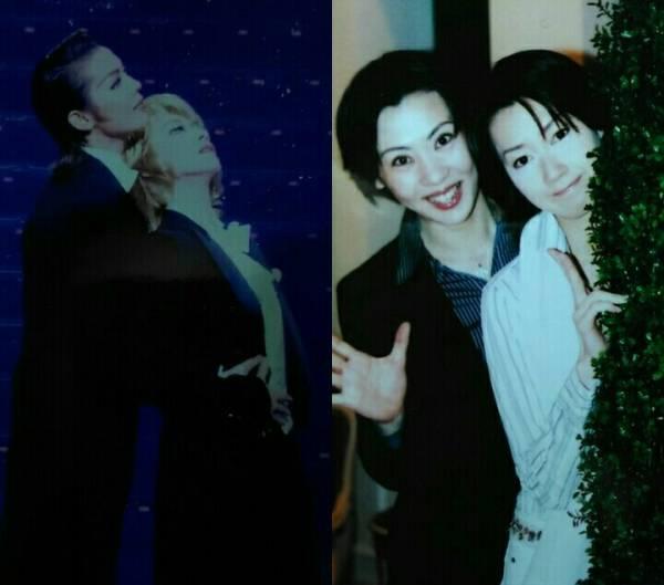 ベルばら・凰稀&緒月コラボ写真①(2枚組)