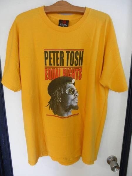 ★Peter Tosh/ピータートッシュ Tシャツ 1Xサイズ 2003年 reggaeレゲエ Legalize It RASTA ウェイラーズ ボブマーリー