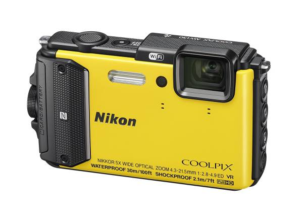 Nikon デジタルカメラ COOLPIX AW130 保証付き