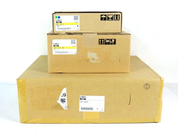 未使用 LIXIL OKC-T681 OKC-3BTJ 14-1227 トイレ 大便器自動洗浄システム Y2385044