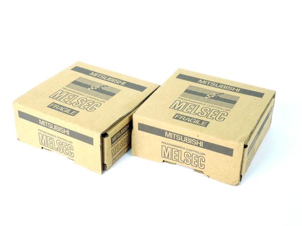 未使用 三菱 FX2NC-CNV-IF シーケンサ 2個 セット Y2510248_画像2