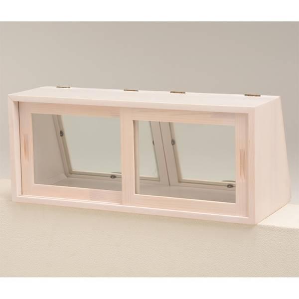 カウンター上ガラスケース(ウォッシュホワイト) MUD-6067WS_画像3