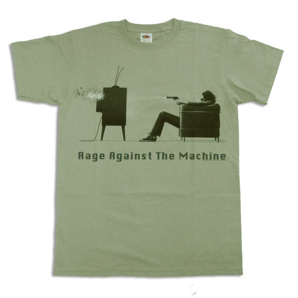 RAGE AGAINST THE MACHINE 海外限定Tシャツ 日本未発売 オフィシャル正規品