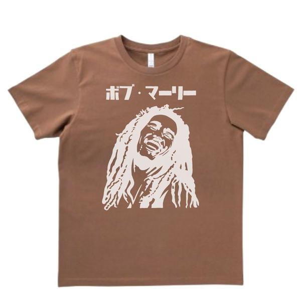 ボブマーリー 限定カタカナTシャツ 日本未発売 レゲエ ダブ スカ Bob Marley ジャマイカ ラスタ ウェイラーズ 希少
