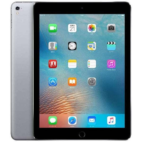 Apple iPad Pro 9.7インチ Wi-Fiモデル 128GB スペースグレイ MLMV2J/A 新品未開封 ①