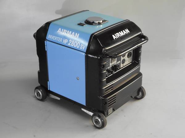 AIRMAN□ インバーター□発電機□HP2800SV