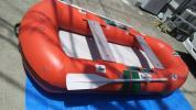 ジョイクラフト KE-275 純正エレキマウント と マウント取り付けパイプ まっすぐに速く漕げる究極のローボート 美品