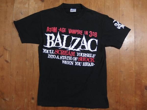 90s USA製 バルザック BALZAC Tシャツ misfits バンド ロック