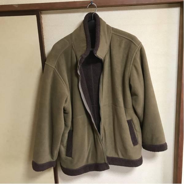 フリースジャケット サイズ5L