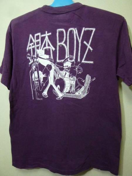 銀杏BOYZ Tシャツ(銀杏ボーイズ峯田和伸)